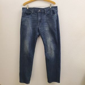 Lucky Brand Distressed 121 Slim 36 x 30 Jeans M66